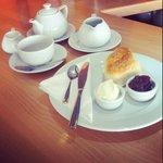The RB Cornish Cream Tea