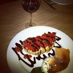 buratta appetizer :)