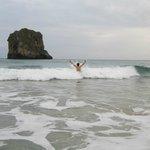 La playa con la que me quedo