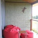 Unit 1 - Beanbags on Deck