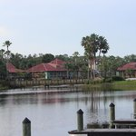 hotel on lake