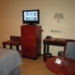Disfrutamos de esta habitación por cortesía del Hotel