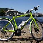 Electric bike SCOTT E-Sub 10, photo by nakole.cz