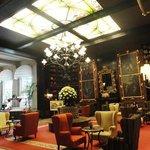 Lobby at Hotel Geneve