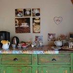 Dining Room, Die Fonteine