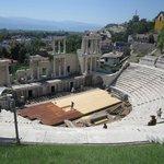teatro antico di Plovdiv