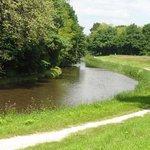 A proximité du Canal d'Orléans