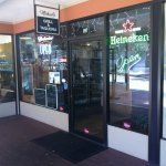 Michaels Grill and Taqueria front door