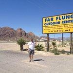 Far Flung Sign
