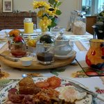 breakfast, full english