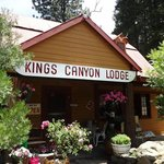 Kings Canyon Lodge Bar and Grill
