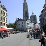 Cathedral of Our Lady, Amberes, Bélgica.