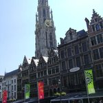 Cathedral of Our Lady, Amberes, Belgica.