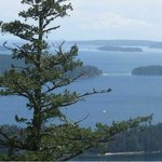 Incredible Panoramic Views of the Gulf Islands