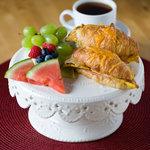 wonderful toasted croissants