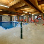 Water Games and Indoor Pool