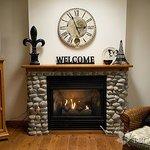 Cottge Fireplace