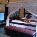 lovely Raja bed and room