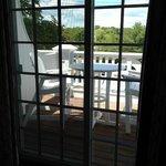our private porch