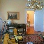 Milbank House - living room
