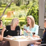 Girls' Get Together at The Restaurant at Ponte