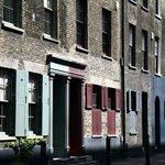 Doorways in the East End
