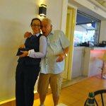 Pavlos (Paul) with Sonya x