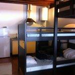six bed flat
