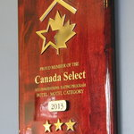 Canada Select 3 Star