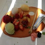 quel beau et excellent dessert