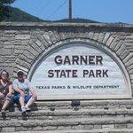 Entrance to Garner