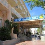 Foto de Hotel Marco Polo II
