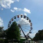 Dixie Landing Ferris Wheel at Blue Bayou
