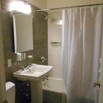 Salle de bain - chambre 211