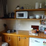Amble Wren - well equipped kitchenette