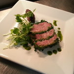 Ham Hock & Parsley terrine, Apple Chutney
