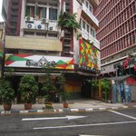 reggae guest house 1 - KL _Malaysia