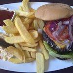 Burger 21 €