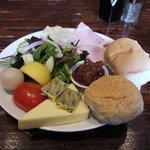 Fabulous lunch