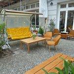 Another retro cafe on Oderberger Str.