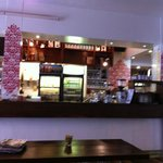 Caffiend, Cairns - interior