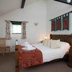 Bedroom in Butterwell