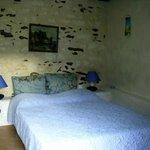 chambre blue