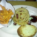 Smokehouse BBQ Burger