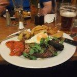 the mixed grill is to die for !