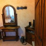 la nostra camera - our room