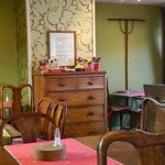 Bizzibeans cafe Long Melford, a cosy place to meet and eat