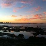 Mooloolaba beach sunset ...ahh, the serenity!