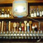 The Watershed Tavern at the Boothbay Craft Brewery & RV