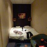 Doppelzimmer (ohne Fenster)